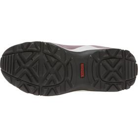 adidas TERREX Hyperhiker Zapatillas Senderismo Niños, tech purple/core black/shock red